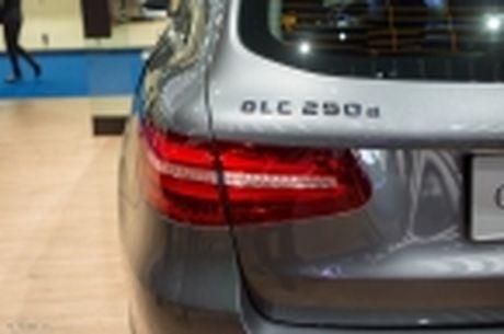 [BMS 2016] Xem truoc Mercedes-Benz GLC-Class sap ra mat tai Viet Nam - Anh 14