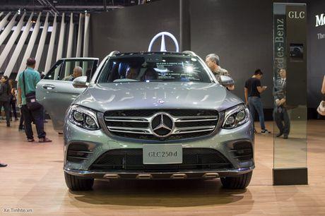 [BMS 2016] Xem truoc Mercedes-Benz GLC-Class sap ra mat tai Viet Nam - Anh 1