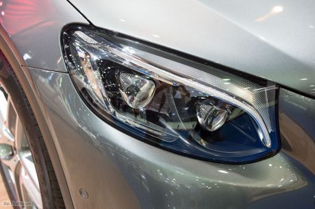 [BMS 2016] Xem truoc Mercedes-Benz GLC-Class sap ra mat tai Viet Nam - Anh 2