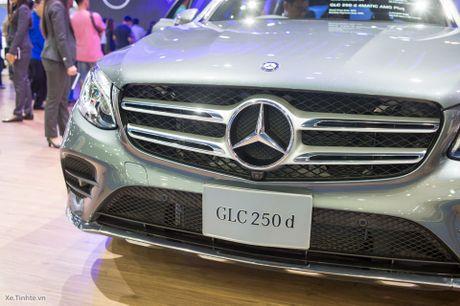 [BMS 2016] Xem truoc Mercedes-Benz GLC-Class sap ra mat tai Viet Nam - Anh 3