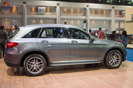 [BMS 2016] Xem truoc Mercedes-Benz GLC-Class sap ra mat tai Viet Nam - Anh 4