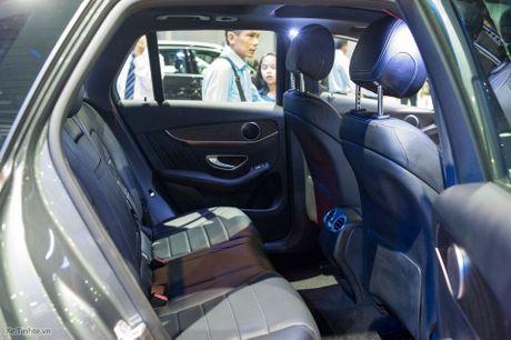 [BMS 2016] Xem truoc Mercedes-Benz GLC-Class sap ra mat tai Viet Nam - Anh 5