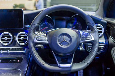 [BMS 2016] Xem truoc Mercedes-Benz GLC-Class sap ra mat tai Viet Nam - Anh 7