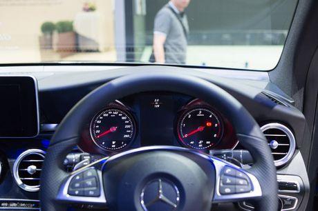 [BMS 2016] Xem truoc Mercedes-Benz GLC-Class sap ra mat tai Viet Nam - Anh 8