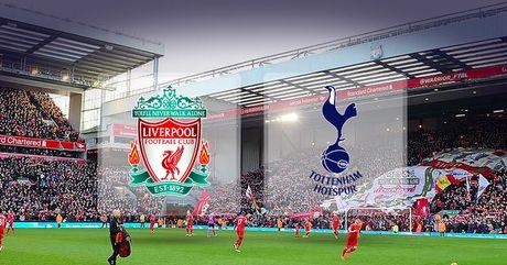 Lich thi dau vong 32 Ngoai hang Anh: Liverpool thu ban linh Tottenham - Anh 1