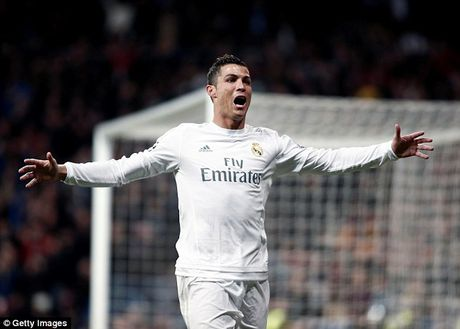 """""""Real co 1 Ronaldo, Barca co 3 Ronalto"""" - Anh 2"""