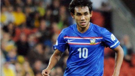 Leicester City de y den sao Thai Lan - Anh 1