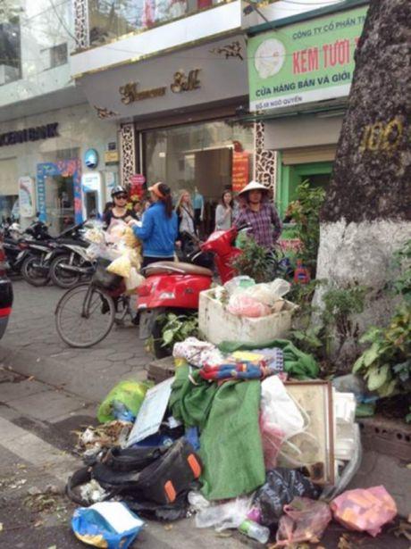 "Bo mat do thi ""xau xi"" vi rac thai - Anh 1"