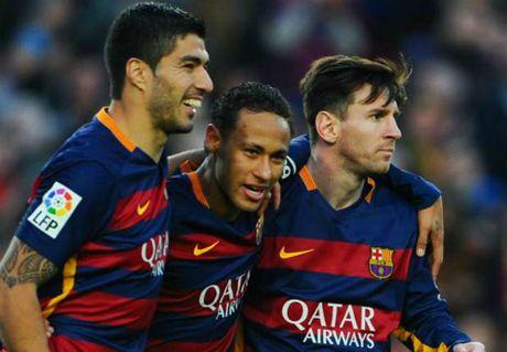 Cuu sao Real: 'Barca co 3 Cristiano Ronaldo' - Anh 1