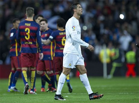 Can do do tai giua Barcelona - Real Madrid truoc them tran dau - Anh 2