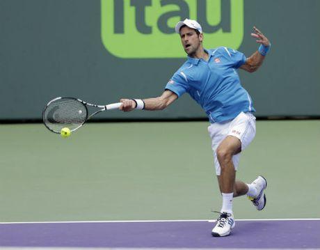 Djokovic - Goffin: Tuong lai tuoi sang (BK Miami Open) - Anh 1