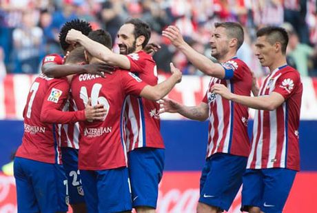 Atletico Madrid - Betis: An tam ngoi xem El Clasico - Anh 1