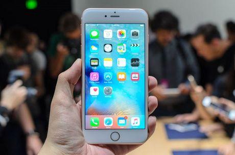 Mua iPhone 6s online, nhan banh pancake - Anh 1