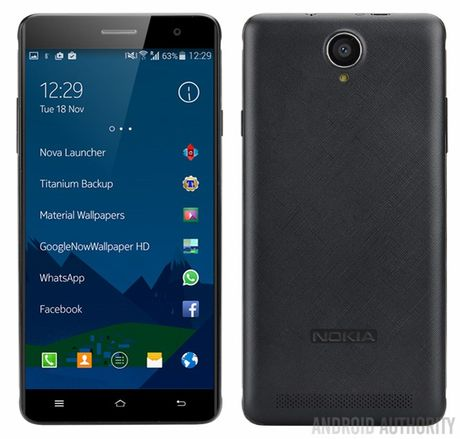 Nokia sap quay tro lai thi truong smartphone? - Anh 2