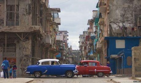 Cuoc song da mau sac tai Cuba - Anh 1