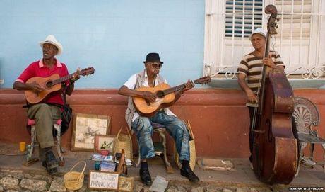Cuoc song da mau sac tai Cuba - Anh 2