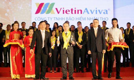 VietinAviva vinh du dat giai thuong Rong vang - Anh 1