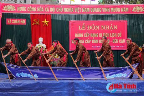 Cong nhan den Co, den Cau la di tich lich su van hoa cap tinh - Anh 1
