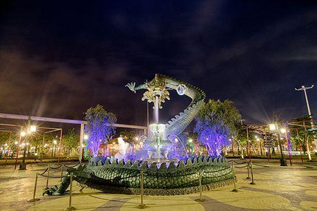 Da Nang sap co le hoi Hanami dau tien tai Asia Park - Anh 3