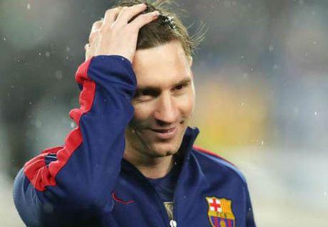 """""""Ban ha"""" Real Madrid, Messi se can cot moc vi dai - Anh 1"""