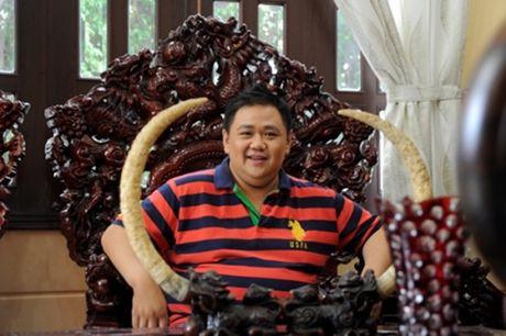 Choang vi Minh Beo khong khau dam... biet thu bac ty la gia - Anh 3