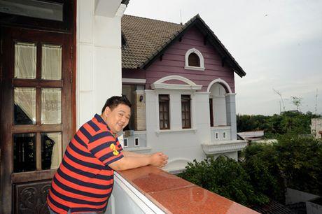 Choang vi Minh Beo khong khau dam... biet thu bac ty la gia - Anh 4