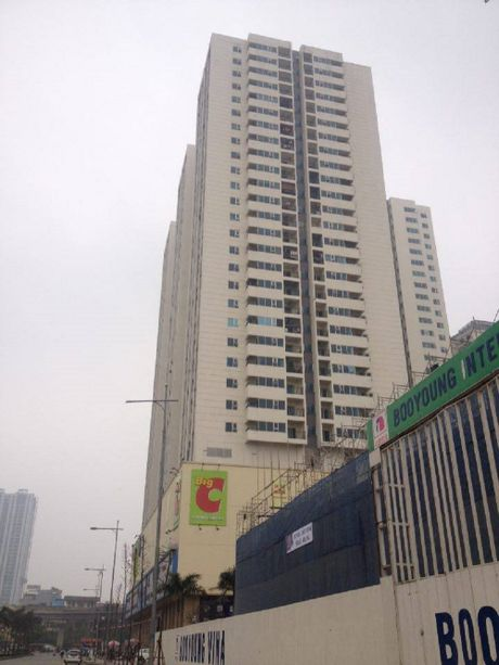 Chung cu Ho Guom Plaza sai pham: 'Da vi pham la phai xu ly' - Anh 1