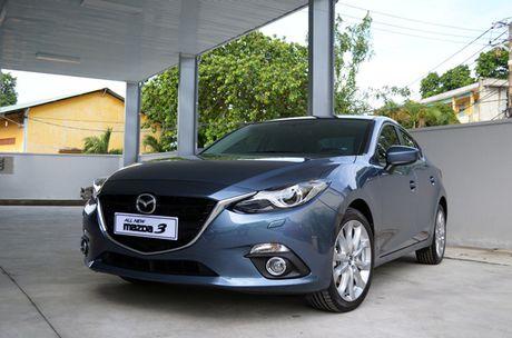 Xac dinh nguyen nhan lam Mazda3 noi den 'ca vang' - Anh 1