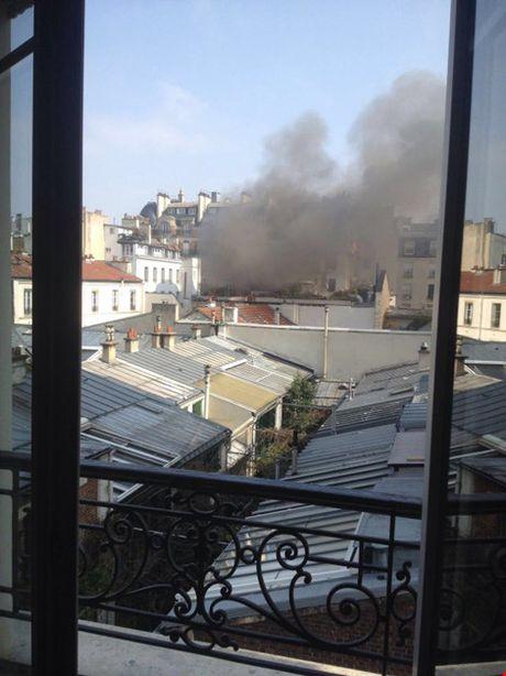 No gas du doi tai Paris: 17 nguoi bi thuong - Anh 2