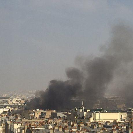 No gas du doi tai Paris: 17 nguoi bi thuong - Anh 3