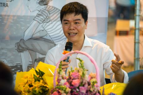 'Nguoi tre hom nay can su trao doi truc dien hon' - Anh 1