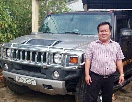 Dai gia Tong 'Thien Ma' tung muon mua chuyen co - Anh 1