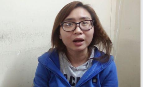 Ke tat axit 2 nu sinh o Sai Gon muon xin loi nan nhan - Anh 2