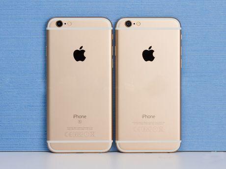 iPhone 6 chinh hang giam gia 1 trieu dong - Anh 1