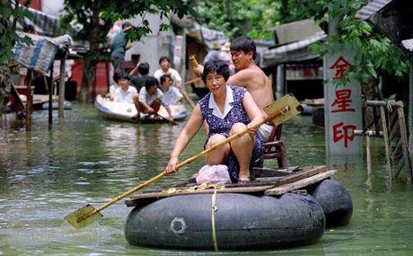 Trung Quoc doi mat voi ngap lut nang vi El Nino - Anh 2