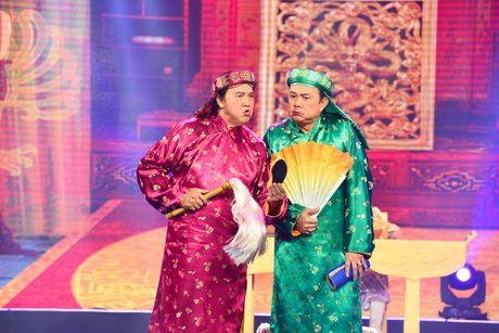 Vo chong Kim Tu Long tinh cam tren san khau hai - Anh 2
