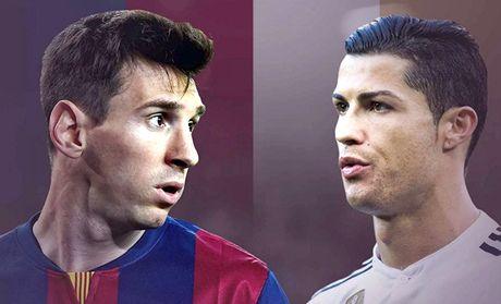 Ngoi sao o 'Kinh dien': Khong cua rieng Messi va Ronaldo - Anh 1