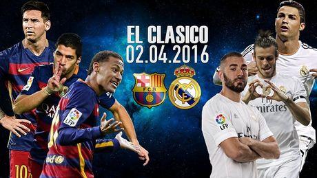 TRUC TIEP Barca - Real Madrid: Zidane va cac hoc tro da den Camp Nou - Anh 1