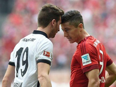 Bayern Munich 1-0 Frankfurt: Ribery lap sieu pham, Bayern duy tri khoang cach an toan voi Dortmund - Anh 2