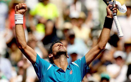 Djokovic doi dau Nishikori o chung ket Miami Open - Anh 1