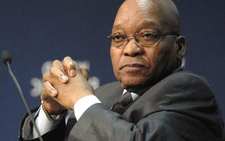 Tong thong Nam Phi Jacob Zuma bi toa an ket toi vi pham Hien phap - Anh 1