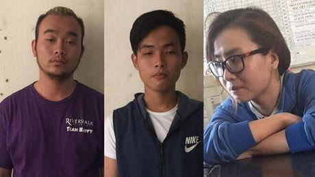 Vu tat axit 2 co gai: Thuong nong Cong an quan Go Vap pha an nhanh - Anh 1