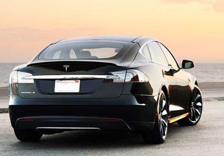 Tesla Model S co he thong phong chong Vu khi hoa sinh - Anh 2
