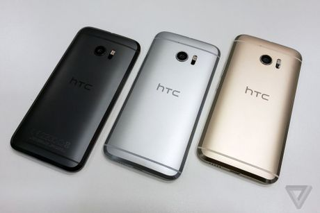 Anh thuc te HTC 10: Thiet ke quen thuoc, chuyen nghe nhac - Anh 13