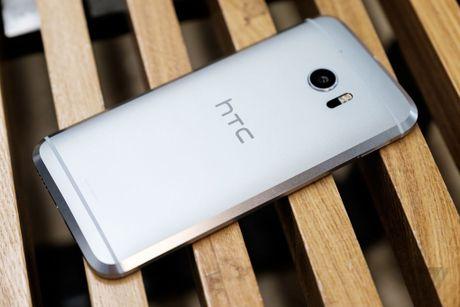 Anh thuc te HTC 10: Thiet ke quen thuoc, chuyen nghe nhac - Anh 2