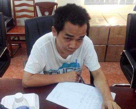 Bo Cong an pha duong day lam bang gia cuc lon o TP HCM - Anh 1