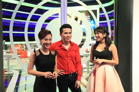 """Uyen Linh len truyen hinh xoa bo nghi an """"chanh"""" - Anh 3"""