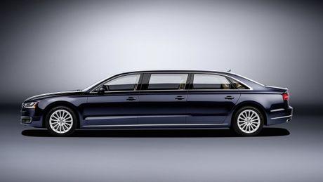 Audi A8 L sau cua - Phien ban danh cho Hoang gia - Anh 4