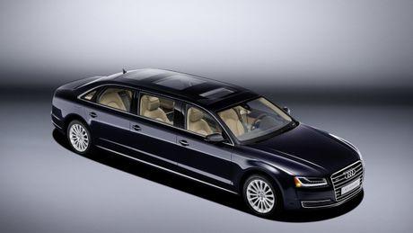 Audi A8 L sau cua - Phien ban danh cho Hoang gia - Anh 5