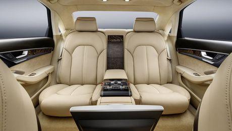 Audi A8 L sau cua - Phien ban danh cho Hoang gia - Anh 6